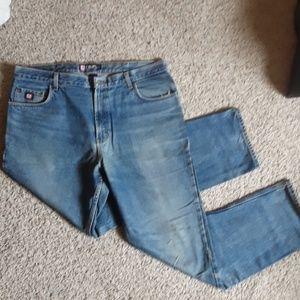 ⚡Ralph Lauren Chaps straight leg men's jeans